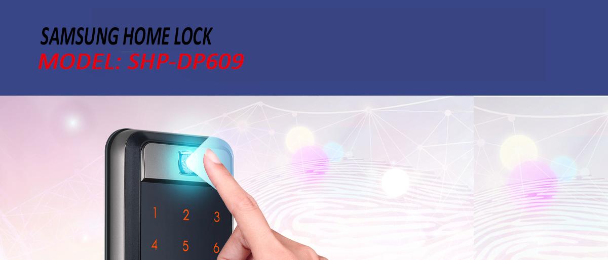 samsung digital home lock dp609